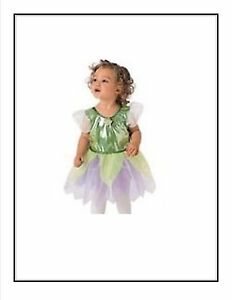 Image is loading Baby-Girls-6-12-m-months-Tinker-Bell-  sc 1 st  eBay & Baby Girls 6-12 m months Tinker Bell Tinkerbell Costume New from ...
