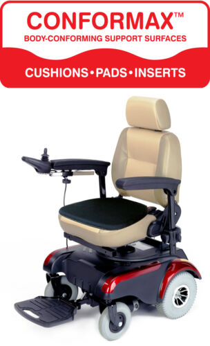 Standard L20 CONFORMAX™-Anywhere,Anytime Gel Office Seat Cushion