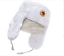 NEW-RUSSIAN-TRAPPER-HAT-WITH-SOVIET-BADGE-FAUX-FUR-USHANKA-COSSACK-FLAPS thumbnail 4