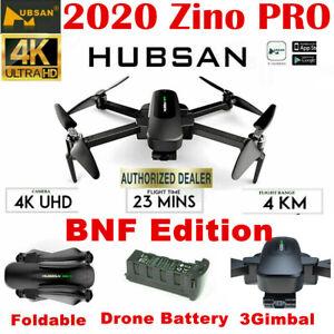 Hubsan Zino PRO FPV Drone 5G Wifi APP 4K Camera...