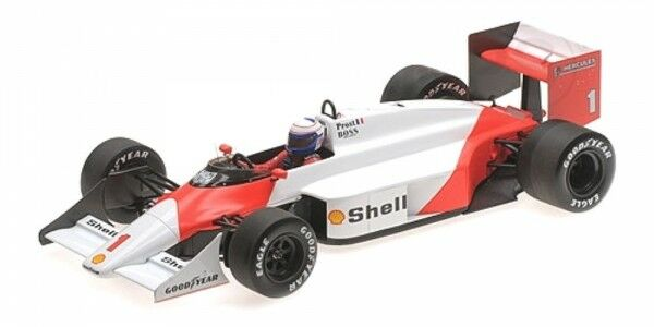 McLaren giorno mp4/3 n. 1 formula 1 1987 (Alain Prost)