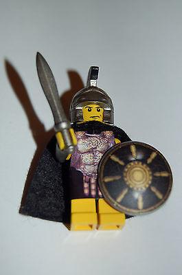 Custom Figuren Römer Legionär Set 4 aus LEGO® Figuren Teilen