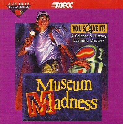 MUSEUM MADNESS 1Clk Windows 10 8 7 Vista XP Install