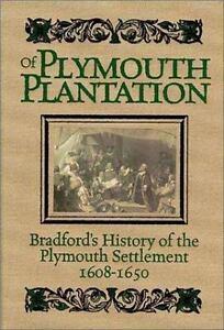 OF PLYMOUTH PLANTATION PDF DOWNLOAD