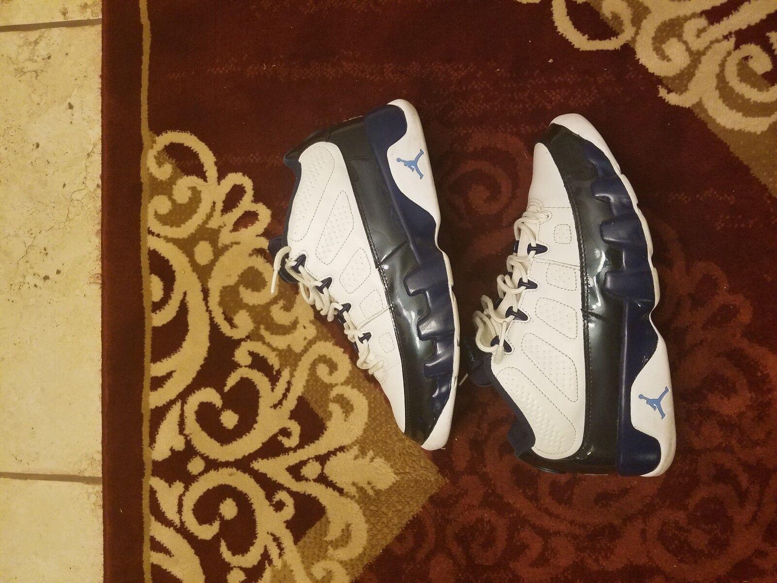 Air Jordan 9  Low  pearl Mens 9.5