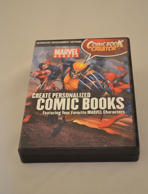 Planetwide Comic Book Creator