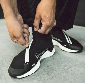 Nike-React-Nero-City-biancastro-SAIL-Taglie-5-13UK-AT8423-003