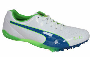 contravveleno Mollusco fienile  Puma Bolt EvoSpeed Electric v2 Spike Track & Field Mens Running Trainers  187854   eBay