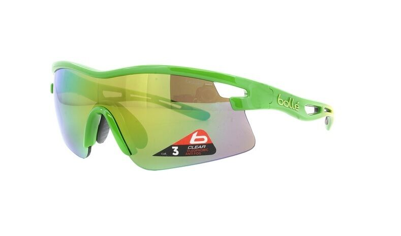 GLASSES Bollé VORTEX Green Lens green GLASSES BOLLE' Vortex green LENS green