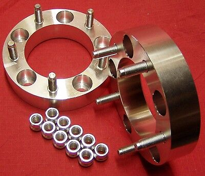 5x4.5 Hub to 5x5.5 Wheel trailsport4x4 1.25 inch Adapter Kit for Ford