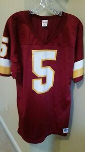 Image is loading Vintage-Rare-Washington-Redskins-5-Heath-Shuler-Jersey- 4cca3515b