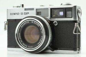 EXC-Olympus-35-SP-Entfernungsmesser-Filmkamera-G-Zuiko-42mm-f-1-7-Japan-114