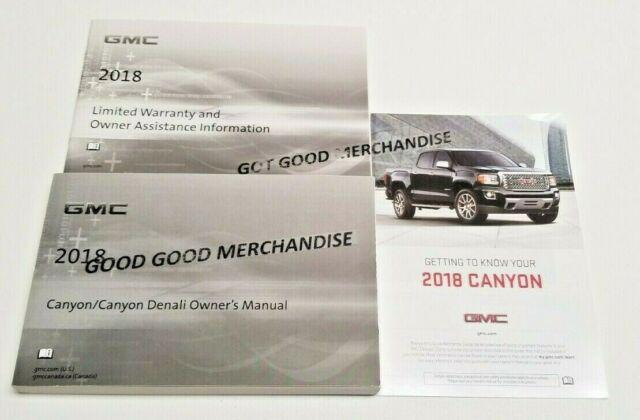 Gmc Canyon 4wd Manual Guide