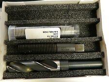 Heli Coil 4 Inserts 34 10 Unc Threaded Insert Incomplete Thread Repair Kit