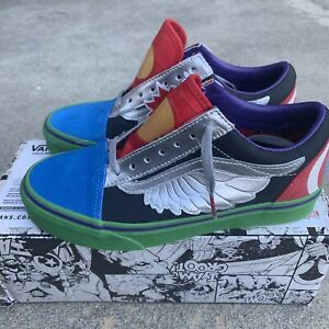 aee6630f72 Vans Marvel Avengers Old Skool Size Men s 5.5 Womens 7 New in Box