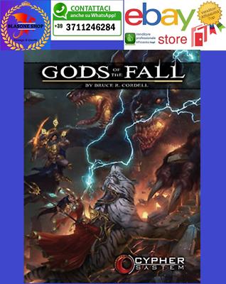 Gods Of The Fall Gioco Ruolo Italiano Gdr Fantasy Avventura Wird Dei Eroi