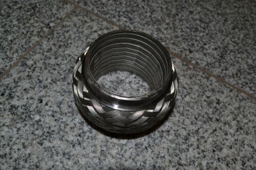 INTERLOCK Flexrohr Flexstück Hosenrohr  Flexteil DPF Maße Ø 60mm //60mm Länge