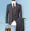 Pants Men Suits Vest Business 3 Fit Wine Blazer Pcs Coat Slim Wedding Bt15 4q4S0Zr