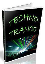 TECHNO TRANCE - HALION - ABLETON - KONTAKT - APPLE LOGIC PRO EXS24 - WAV FILES