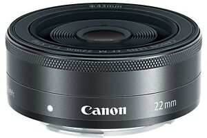 UK-STOCK-New-Canon-EF-M-22mm-f-2-STM-Lens-for-EOS-M-Camera-Best-Price