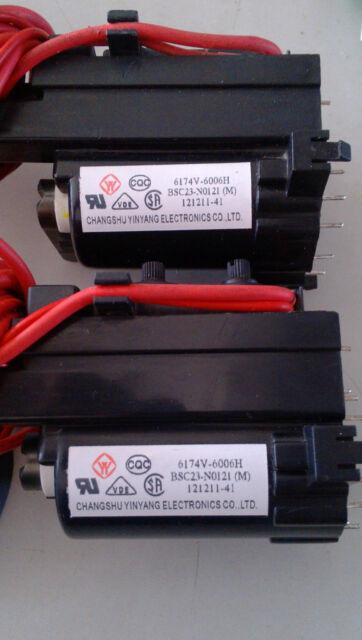 LG Flyback Transformer 6174V-6006H BSC23-N0121 FBT