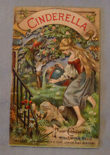 Original Victorian Chicago Panama Coffee Die-Cut Advertising  Trade Card