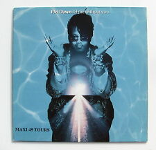 PM DAWN..I'D DIE WITHOUT YOU / ON A CLEAR DAY..MAXI 45T