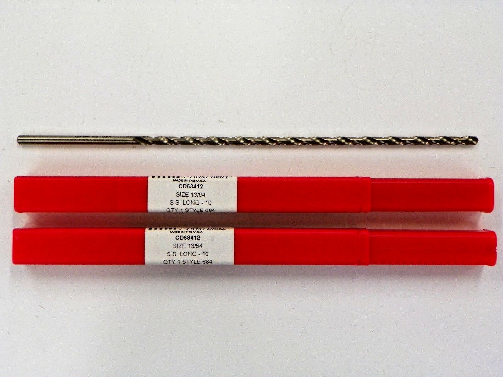 Drill 18 OAL HSS 41//64 Extra Long