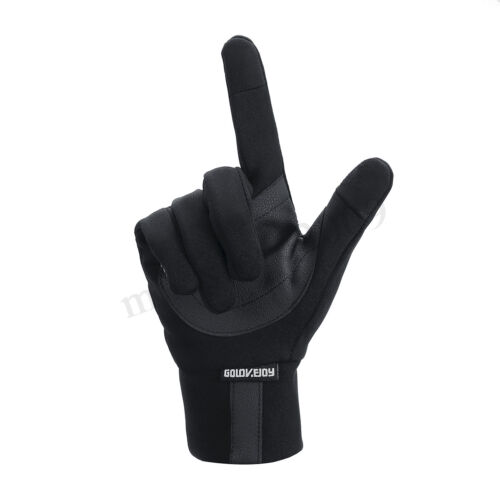 Antiskid Touch Screen Gloves Winter Warm Thermal Outdoor Sports Waterproof Wind