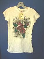 Oarsman 913white United States Army T-shirt / Teewomens Mediumnwt