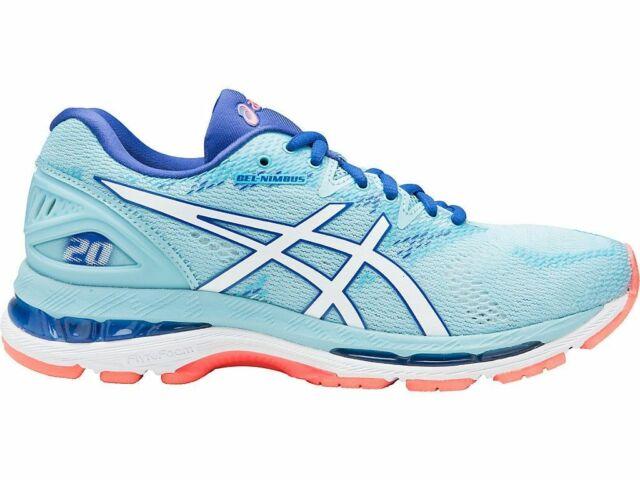 ASICS Gel-nimbus 20 Running Damen blau F1401 39 5