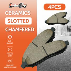 Fits 2011-2014 2015 Chevrolet Cruze 2012-2017 Sonic Front Ceramic Brake Pads