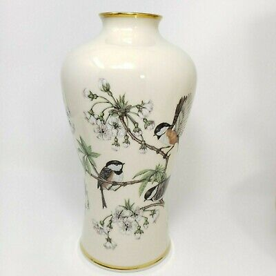 Lenox George Washington Vase Presidential Garden Vase Collection Ebay