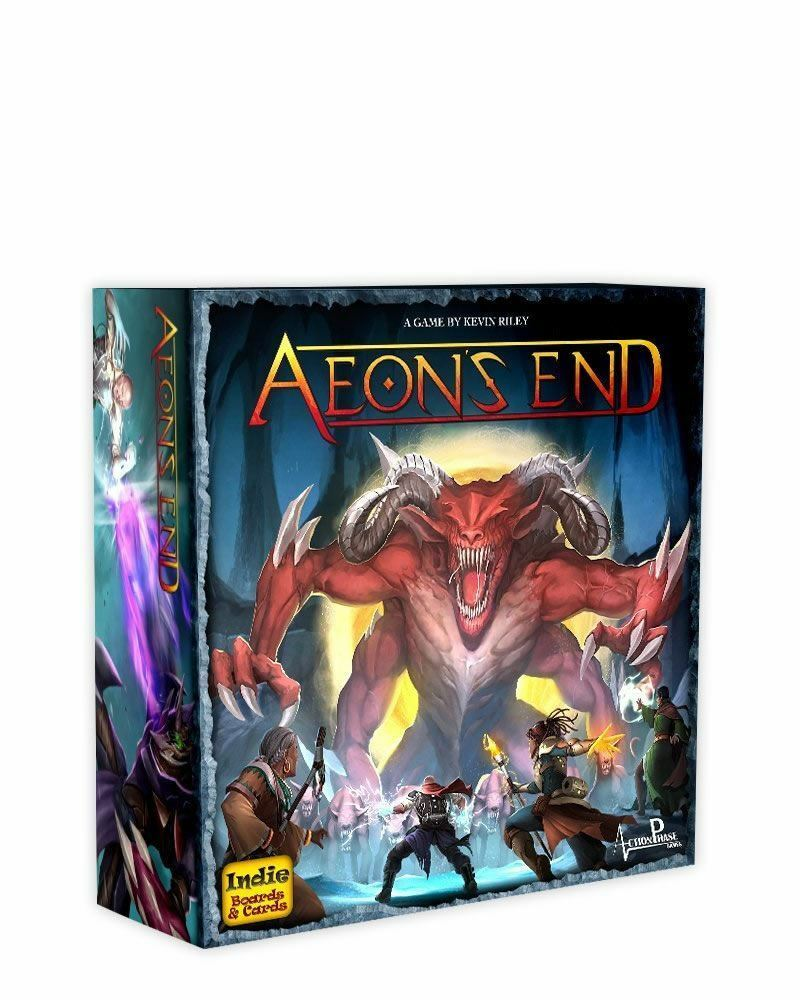 AEONS END 2ND EDITION BOARD GAME
