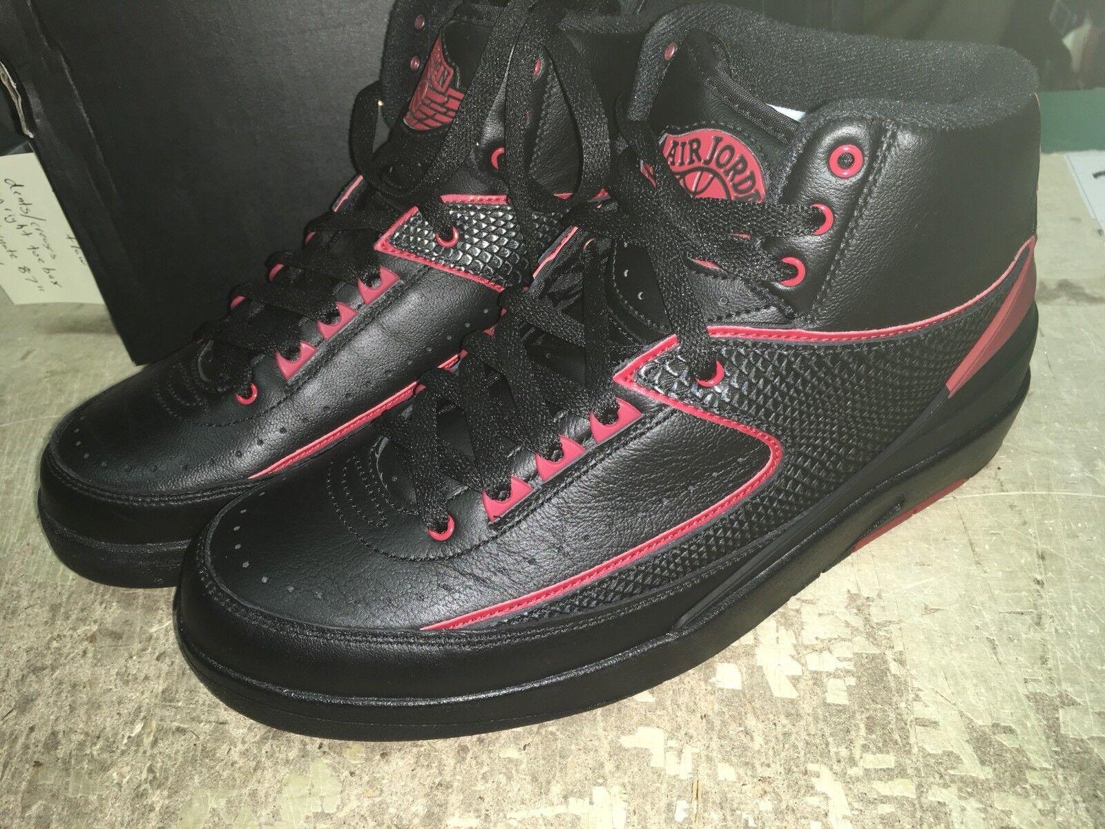 NEW MENS NIKE AIR JORDAN II 2 RETRO ALTERNATE 87 832274 001 FLAW Price reduction Wild casual shoes Great discount