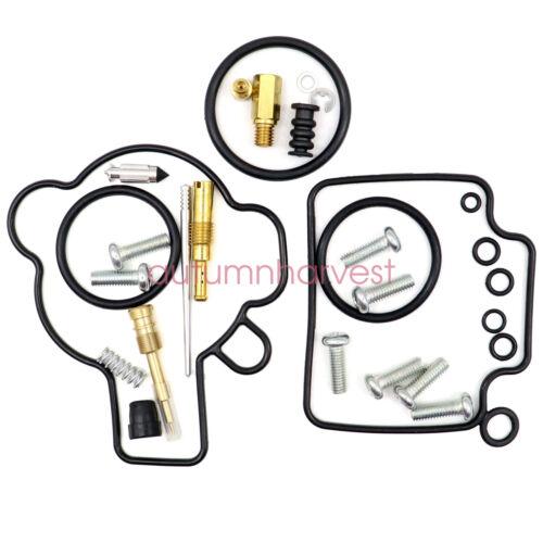 For Honda TRX450R 2004-2005 TRX 450R Carburetor Carb Rebuild Kit Repair