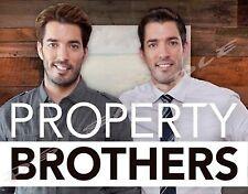 PROPERTY BROTHERS - Flexible Fridge MAGNET