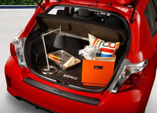 Genuine Toyota Cargo Tray for the 2012-2014 Toyota Yaris-New OEM