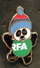 Vancouver rare Radio Free Asia Olympic Media staff pin