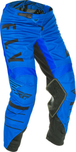 Fly Racing 2020 Kinetic Mesh Motorcycle Pants Black//Blue All Sizes