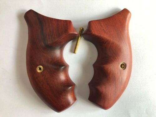 ".38 M SPECIALE 2/"" Grip uniforme legno duro COOL Grip Per Taurus piccola cornice per 85"