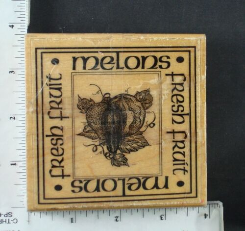 Hampton Art rubber stamp VARIOUS 8