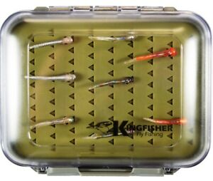Gummy-Minnow-Fly-Fishing-Assortment-8-Pcs-In-Premium-Silicon-Fly-Box