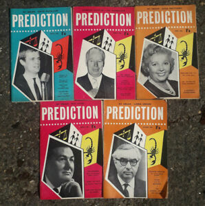 Five 1966 Prediction, The Magazine for Occult and Asrtology,