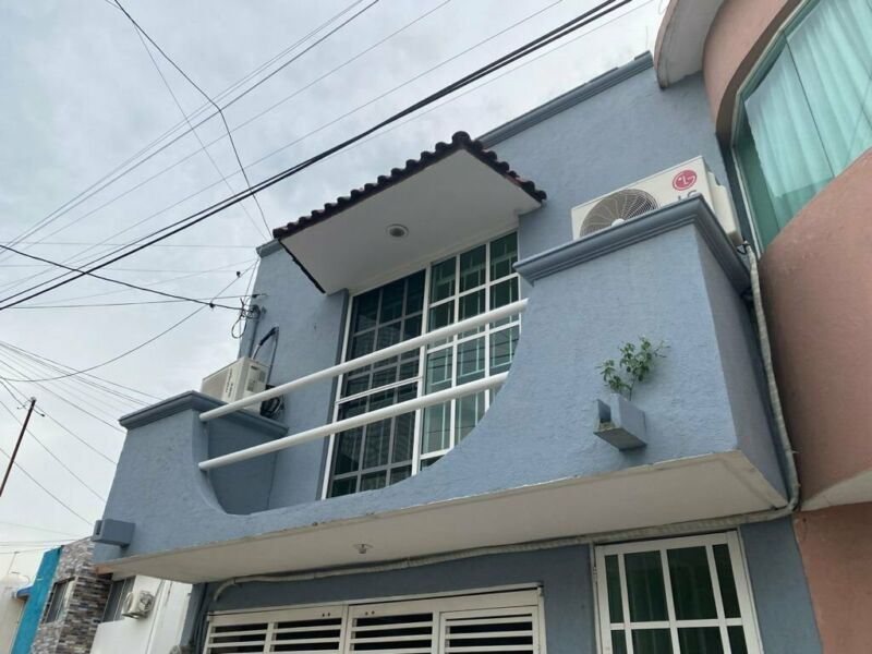 Casa PLANTA ALTA en renta en Residencial Gardenias. BOCA DEL RÍO, VER.