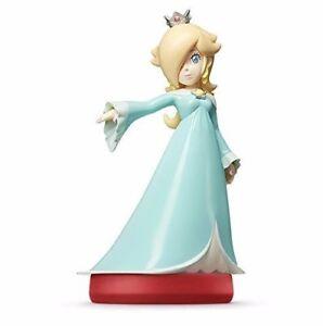 Nintendo-Amiibo-Super-Mario-Bros-Rosalina-Rosetta-3-ds-wii-NEUF-FROM-JAPAN-F-S