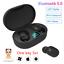 E6S-BT5-0-Mini-Earbuds-TWS-Wireless-LED-Earphone-Waterproof-InEar-Stereo-Headset miniature 1