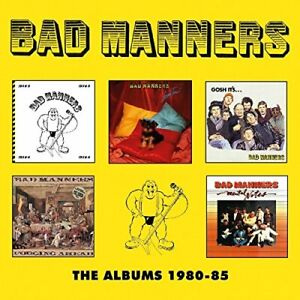 Bad-Manners-The-Albums-198085-5CD-Clamshell-Boxset-CD