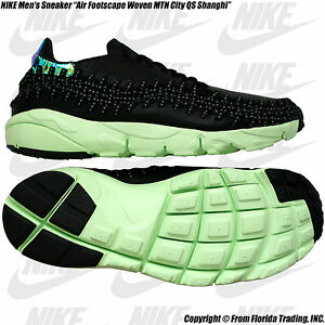 uk availability eac84 9c3b7 Image is loading NIKE-Men-039-s-Sneaker-034-Air-Footscape-