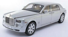 Rolls Royce Phantom Extended Wheelbase Silver 1:18 Kyosho 08841S